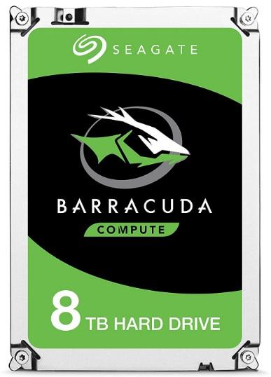 "Seagate Barracuda ST8000DM004 disco duro interno 3.5"" 8000 GB Serial ATA III"
