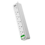 APC SurgeArrest White 5 AC outlet(s) 230 V 1.83 m