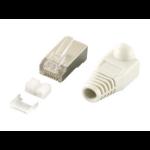 Equip Cat.6 RJ45 Shielded Plug Set