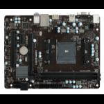 MSI A68HM-E33 V2 AMD A68H Socket FM2+ Micro ATX motherboard