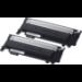 Samsung Paquete de 2 cartuchos de tóner negro CLT-P404B