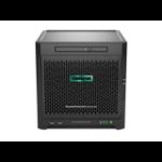 Hewlett Packard Enterprise ProLiant MicroServer Gen10 + 240GB SSD bundle 1.6GHz X3216 200W Ultra Micro Tower server