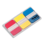 Post-It 686-RYB Blank tab index Blue,Red,Yellow tab index