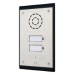 2N Telecommunications 9153102 Black, Silver audio intercom system