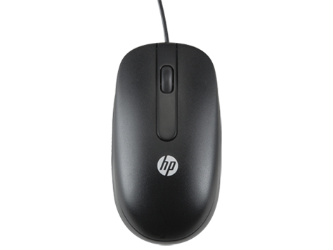 HP USB 1000dpi Laser Mouse QY778AT