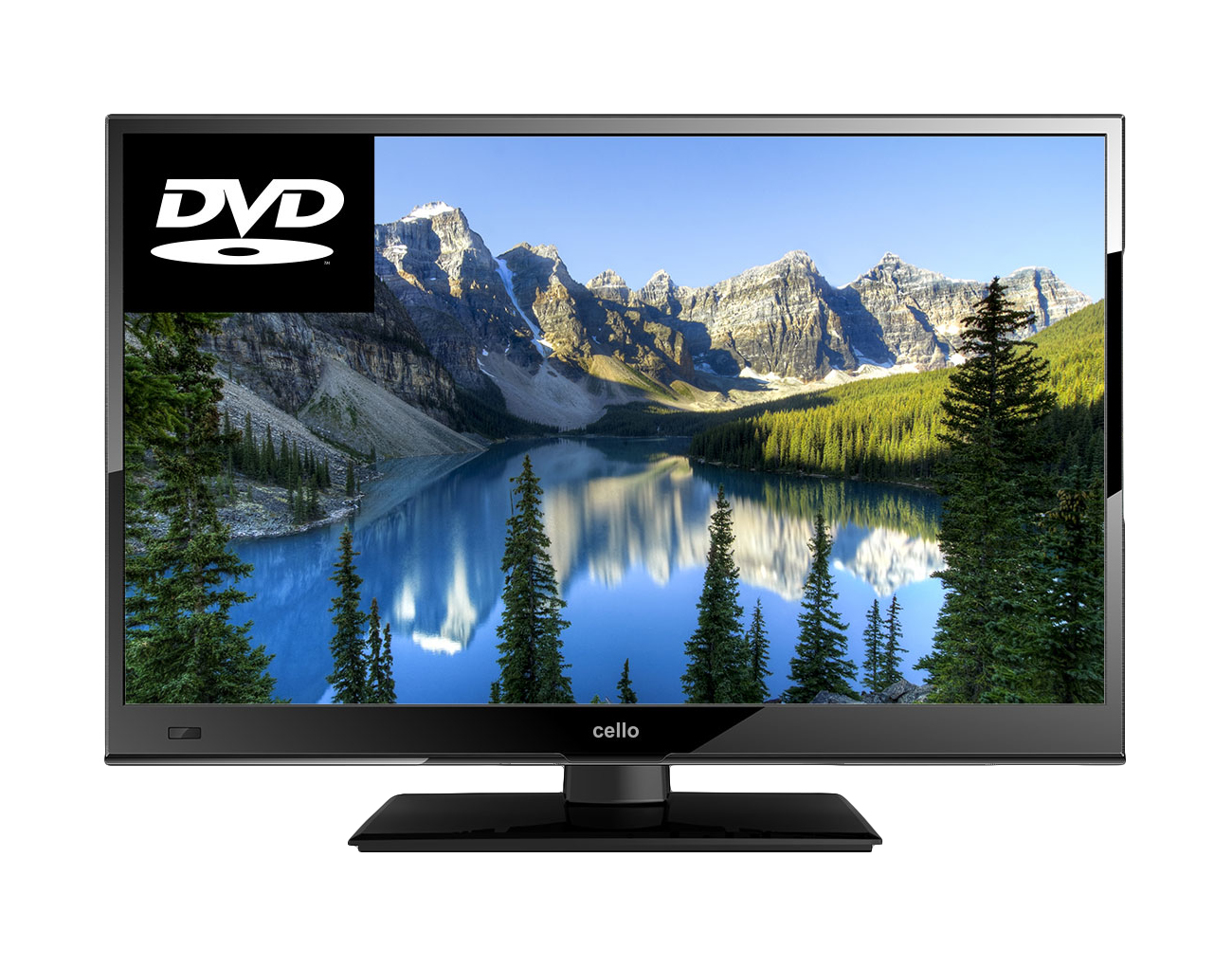 "Cello C16230F 16"" HD Black LED TV"