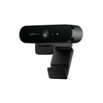 Logitech BRIO webcam 4096 x 2160 pixels USB 3.0 Black