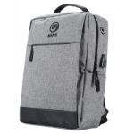 Marvo BA-03 backpack Casual backpack Grey Fabric