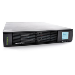 GRAFENTHAL ETR-3000 Line-Interactive 3000VA 7AC outlet(s) Rackmount/Tower Black uninterruptible power supply (UPS)