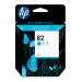 HP Cartucho de tinta DesignJet 82 cian de 69 ml