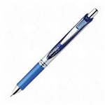 Pentel EnerGel Retractable gel pen Blue 12 pc(s)