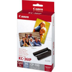 Canon Ink/Paper Set KC-36IP printing paper