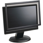 3M PF317W Framed Privacy Filter for Widescreen Desktop LCD/CRT Monitor