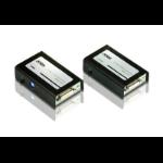 ATEN VanCryst DVI Dual-Link Over Cat5 Video Extender with Audio