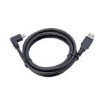 Jabra 14202-09 USB cable USB 2.0 USB A Black