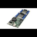 Intel S2600BPB Socket P server/workstation motherboard