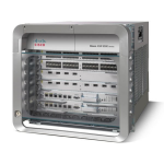 Cisco ASR-9006 DC CHASSIS
