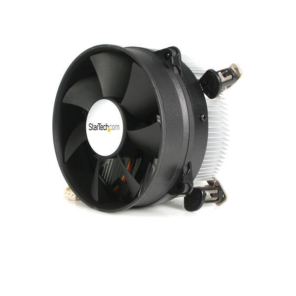 StarTech.com Ventilador Fan Disipador CPU Procesador Core 2 Duo Pentium 4 Socket 775 TX3 95mm