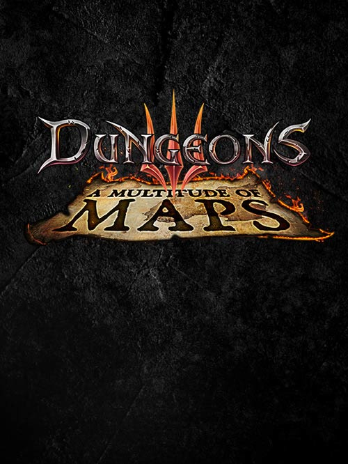 Nexway Dungeons 3 - A Multitude of Maps Video game downloadable content (DLC) PC/Mac/Linux Plurilingüe
