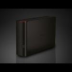 Buffalo DriveStation DDR Desktop Zwart Opslagserver