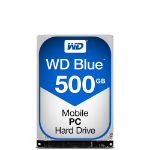 "Western Digital Blue PC Mobile 2.5"" 500 GB SATA III"