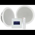 Adastra WA-215-SET White Wired & Wireless 30 W
