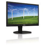 Philips Brilliance LCD-Monitor mit LED-Hintergrundbeleuchtung 220B4LPYCB/00