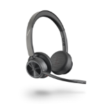 POLY Voyager 4320 UC Headset Head-band USB Type-C Bluetooth Black