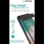 eSTUFF ES501220 Clear screen protector iPhone 6+/6S+/7+/8+ 1pc(s) screen protector