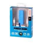 Laser PB-2200P-BLU 2200mAh Blue power bank