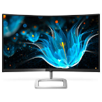 Philips E Line Curved LCD monitor with Ultra Wide-Color 328E9FJAB/00