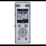 Olympus DM-720 + 2xME-33 Internal memory Silver dictaphone