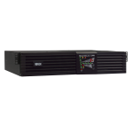 Tripp Lite SmartOnline 208/240, 230V 3kVA 2.5kW Double-Conversion UPS, 2U Rack/Tower, Extended Run, Network Card Options, USB, DB9 Serial