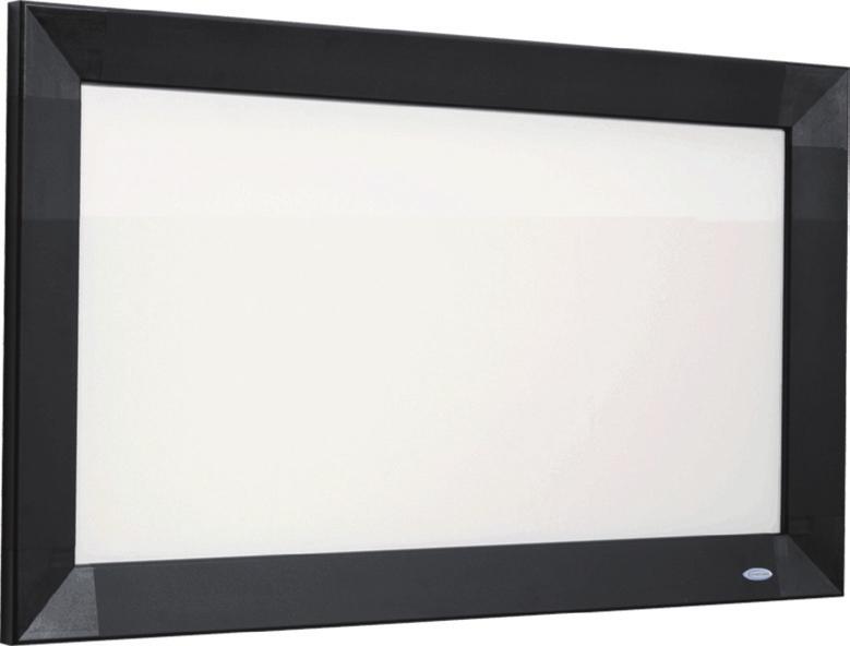 Euroscreen Frame Vision - 160cm x 90cm - 16:9