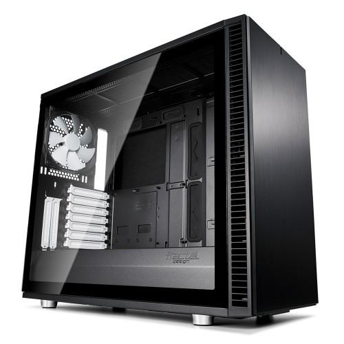 Fractal Design Define S2 TG Midi-Tower Black