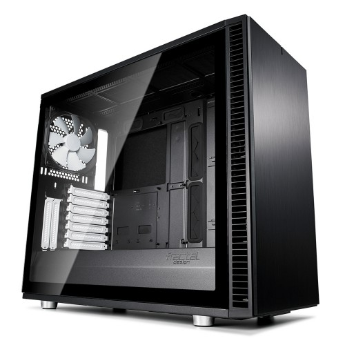 Fractal Design Define S2 TG Midi Tower Black
