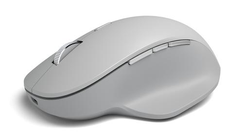 Microsoft FUH-00002 mice Bluetooth+USB Right-hand Grey