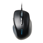 Kensington Pro Fit USB+PS/2 Optical 2400DPI Right-hand Black mice