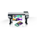 Canon imagePROGRAF iPF830 Colour Inkjet 2400 x 1200DPI A0 (841 x 1189 mm) Black,Grey large format printer