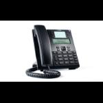Mitel 80C00001AAA-A IP phone Black 9 lines LCD