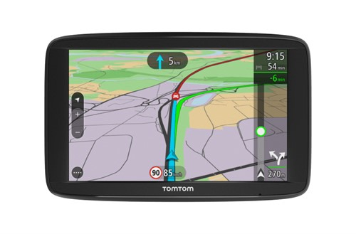 TomTom VIA 62 WE navigator 15.2 cm (6