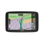 "TomTom VIA 62 WE Handheld/Fixed 6"" Touchscreen 280g Black navigator"