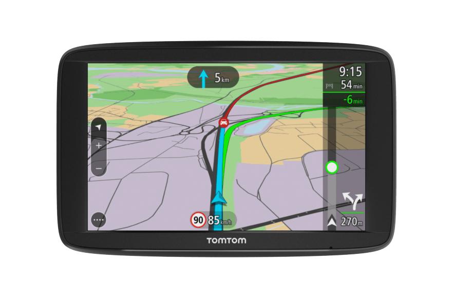 TomTom VIA 62 WE navigator 15.2 cm (6