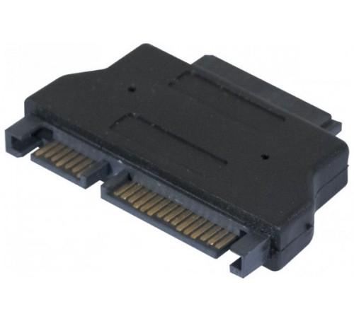 EXC 146341 cable gender changer SATA Slim SATA Black
