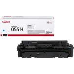 Canon 3019C002 (055 H) Toner cyan, 5.9K pages