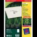 Avery QuickPEEL self-adhesive label White 100 pc(s)