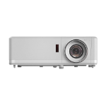 Optoma ZH406 data projector 4500 ANSI lumens DLP 1080p (1920x1080) 3D Desktop projector White