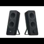 Logitech Z207 Black Wired & Wireless 10 W