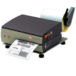 Datamax O'Neil Compact4 Mobile Direct thermal Mobile printer Wired