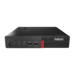 Lenovo ThinkCentre M710 3.4GHz i3-7100T 1L sized PC Black Mini PC